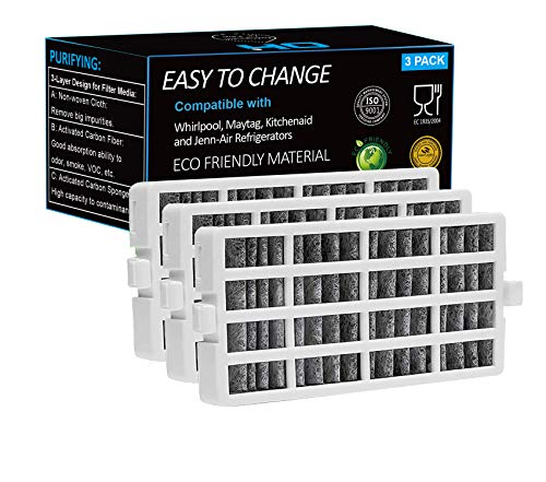 3pack W10295370a W10295370 Water Filter Replacement For